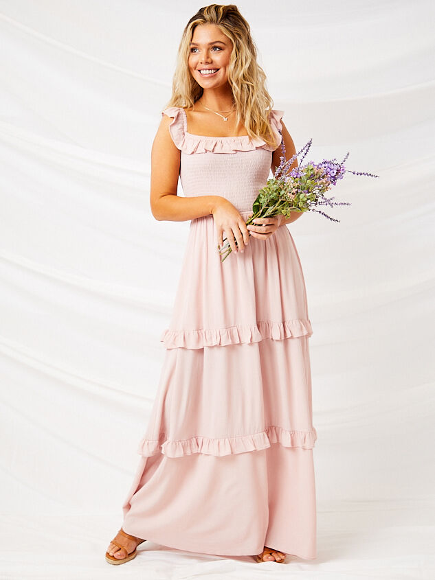 Rexi Maxi Dress - Altar'd State