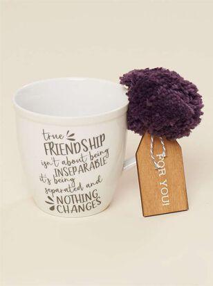 True Friendship Gift Tag Mug - Altar'd State