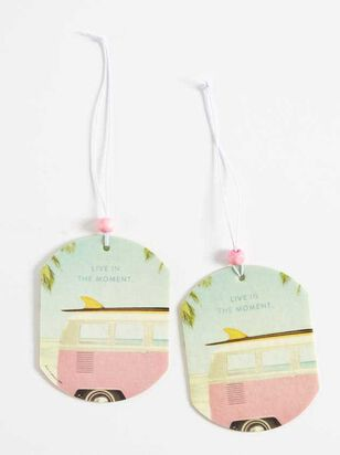 Live in the Moment Car Air Freshener Set - Altar'd State