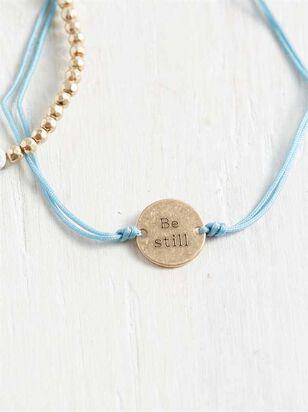 Be Still Bracelets - Altar'd State