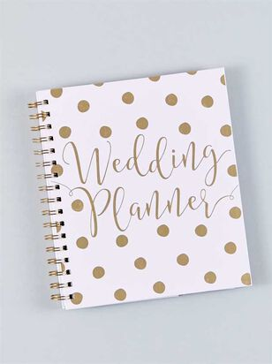 Vow'd Gold Dot Wedding Planner - Altar'd State