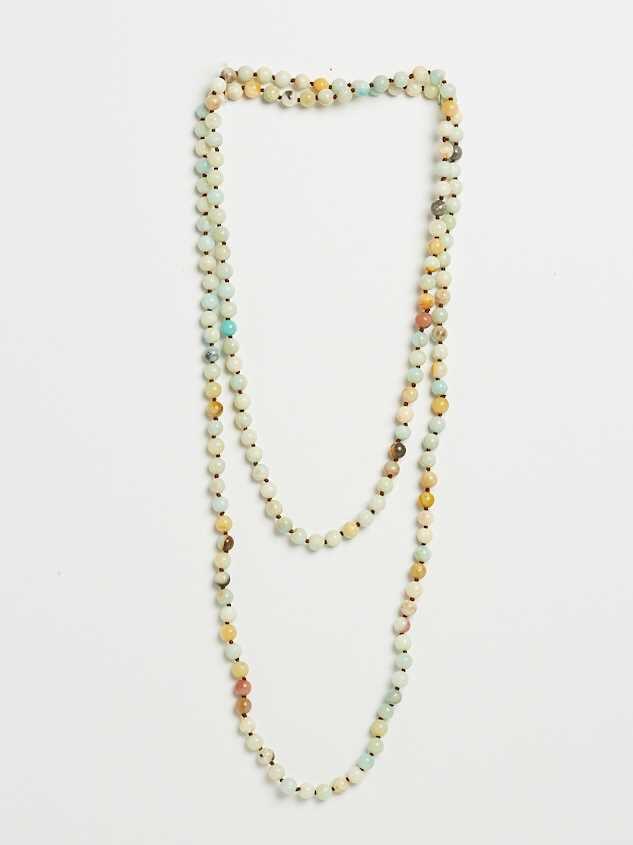 Crystal Creel Necklace Detail 3 - Altar'd State