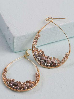 Sierra Cluster Earrings - Altar'd State
