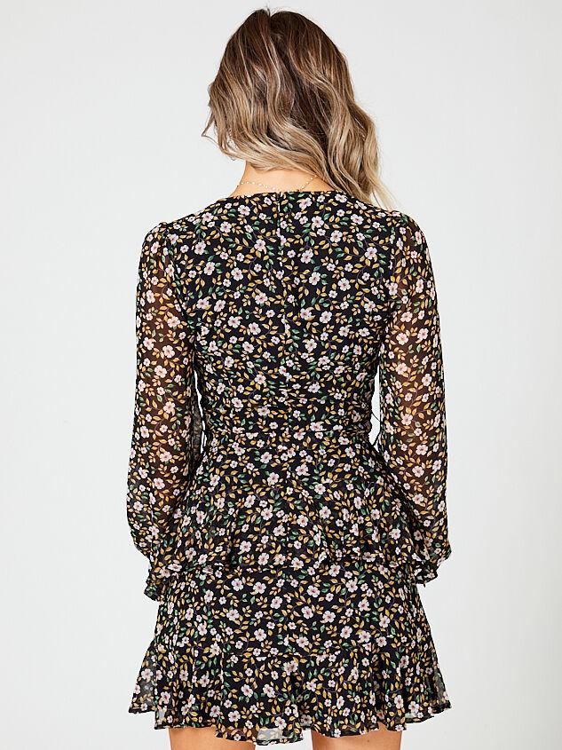 Violette  Dress Detail 3 - Altar'd State