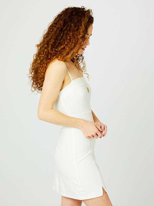 Kayla Dress Detail 3 - Altar'd State