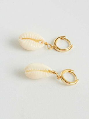 Cowry Dangle Earrings - Altar'd State