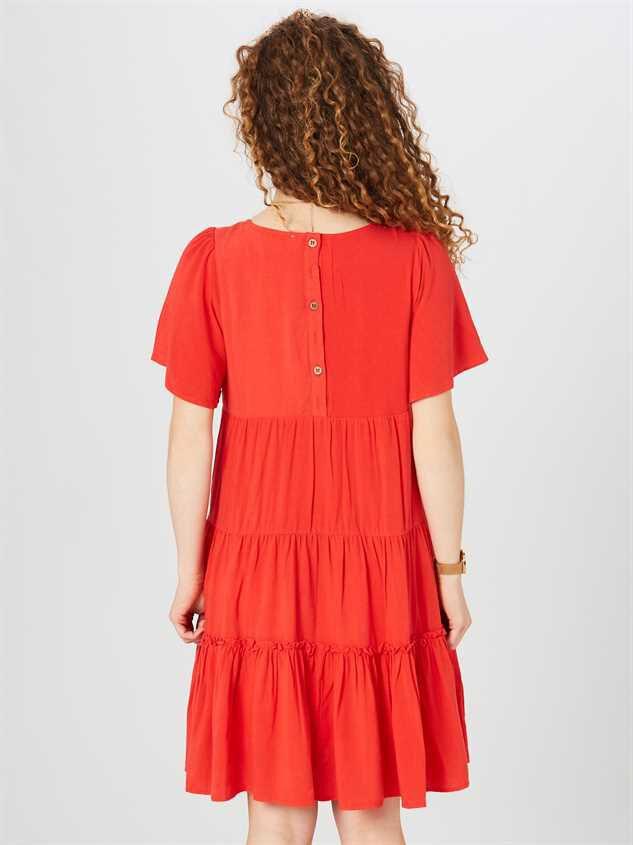Macie Dress Detail 3 - Altar'd State