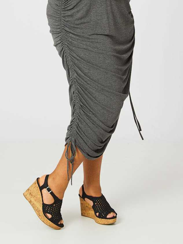 Marty Maxi Dress Detail 5 - Altar'd State