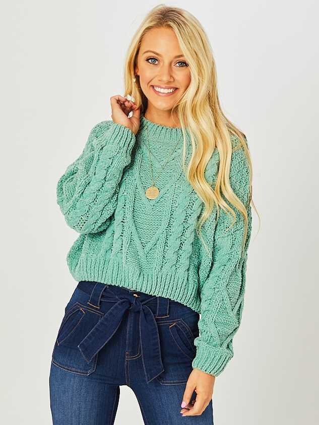 Karrington Sweater - Altar'd State