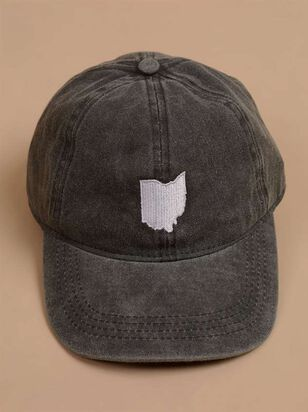 Our Home Canvas Baseball Hat – Ohio - Altar'd State