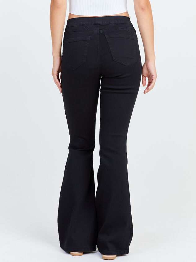 Abba Flare Jeans Detail 4 - Altar'd State