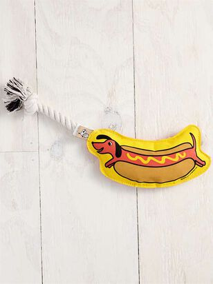 Hotdog Rope Toy - Altar'd State