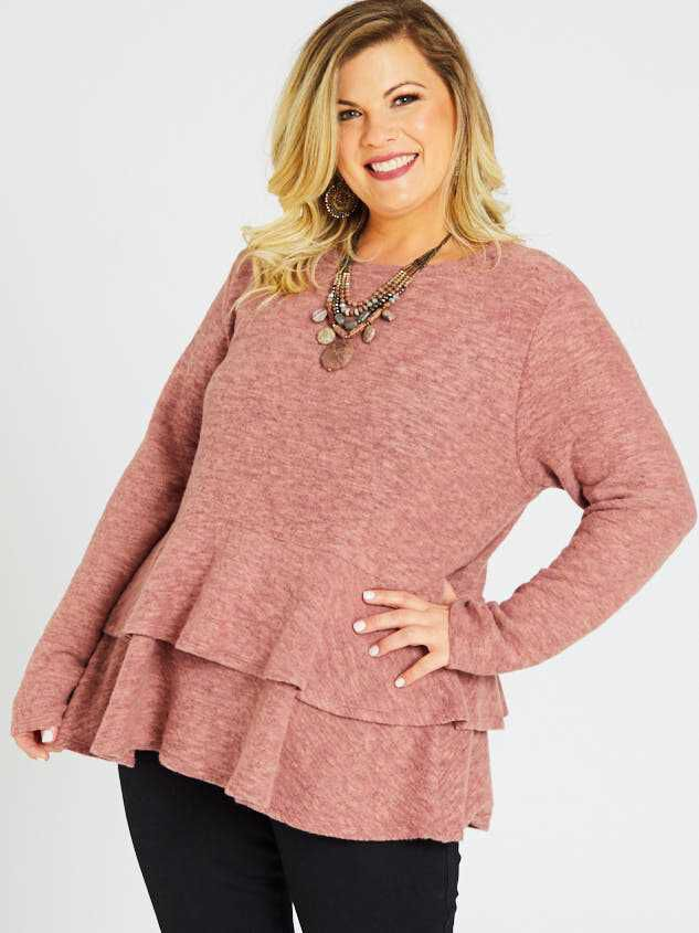 Lainey Top - Altar'd State
