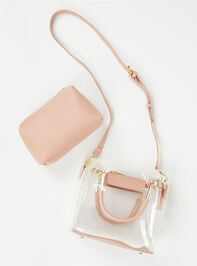 The Coast is Clear Crossbody Bag Detail 2 - Altar'd State