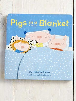 Tullabee Pigs in a Blanket Bedtime Book - Altar'd State