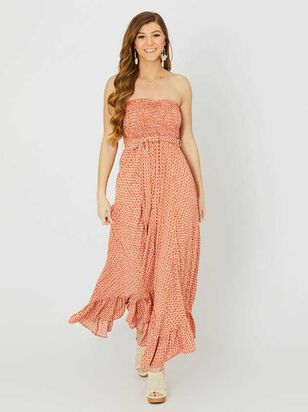 Audrina Maxi Dress - Altar'd State
