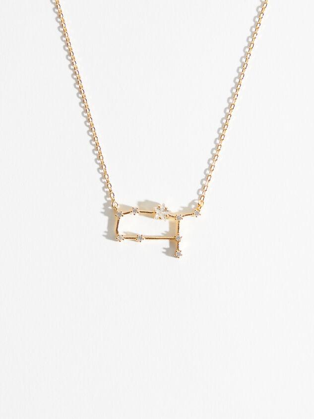 Zodiac Charm Necklace - Gemini - Altar'd State