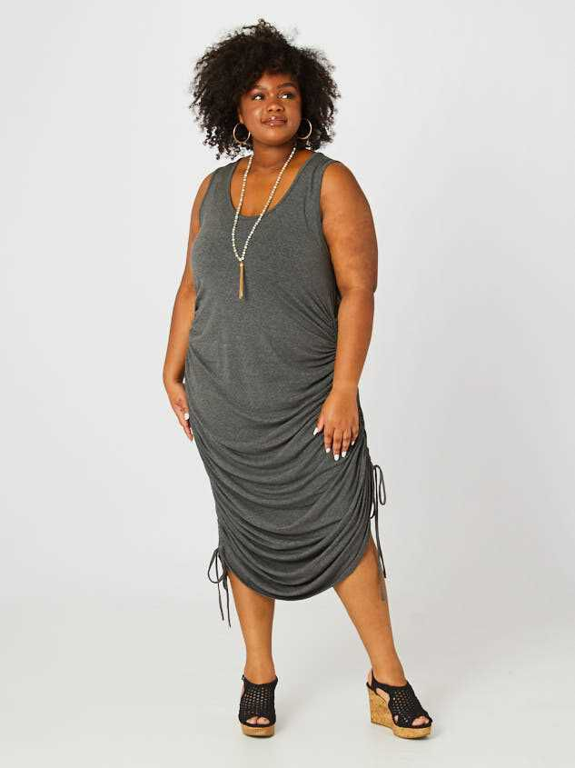Marty Maxi Dress Detail 2 - Altar'd State