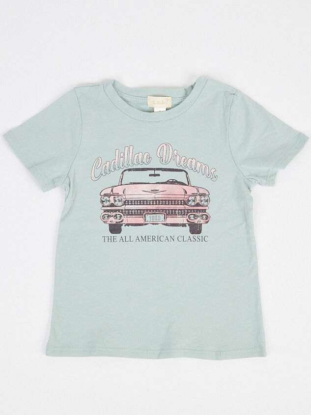 Tullabee Cadillac Dreams Tee Detail 2 - Altar'd State