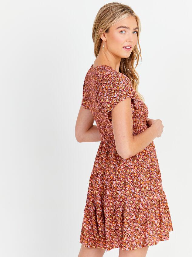 Khalessa Dress Detail 3 - Altar'd State