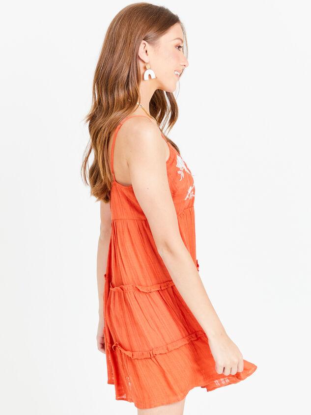Bella Dress Detail 3 - Altar'd State