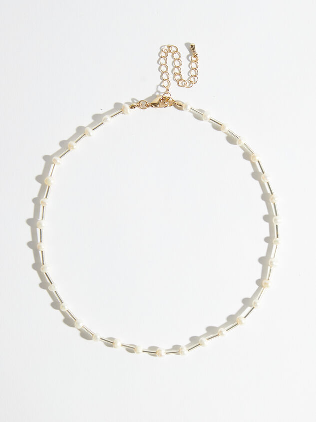 Lara Beaded Necklace - Altar'd State