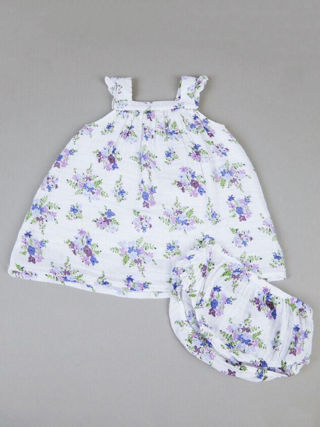 Tullabee Lily Sundress & Bloomers Detail 3 - Altar'd State