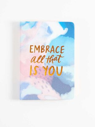 Embrace All That Is You Journal - Altar'd State