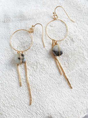 Oakley Earrings - Altar'd State