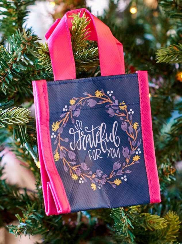 Grateful For You Mini Gift Bag - Altar'd State
