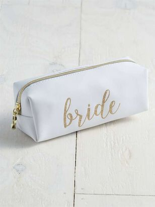 Bride Cosmetic Bag - Altar'd State