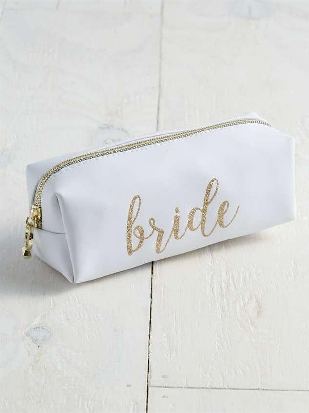 Bride Cosmetic Bag - Altar'd State