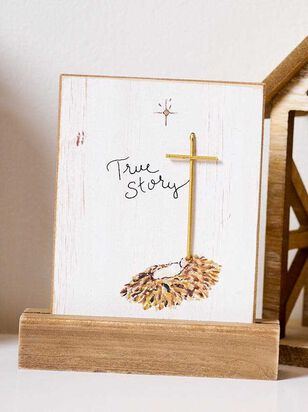 True Story Table Sign - Altar'd State