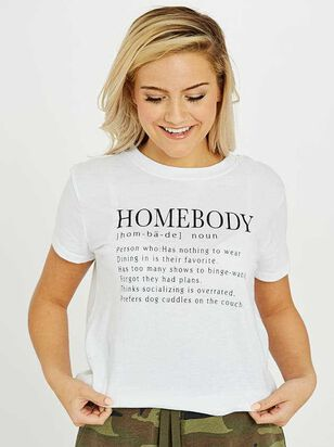 Homebody Sleep Shirt - Altar'd State