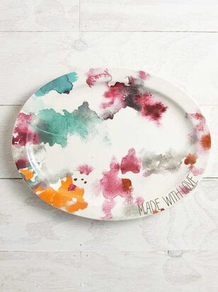 Made With Love Serving Plate - Altar'd State