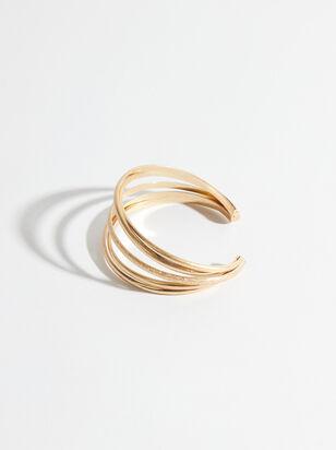 Textured Cuff Bracelet - Altar'd State