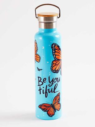 BeYOUtiful Butterfly Water Bottle - Altar'd State