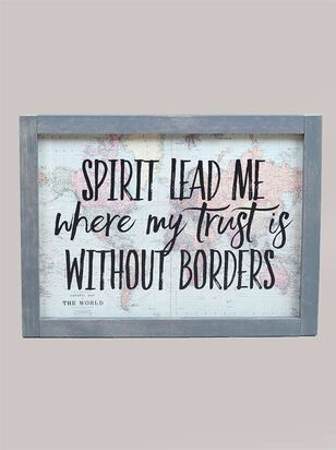 Spirit Lead Me Wall Art - Altar'd State