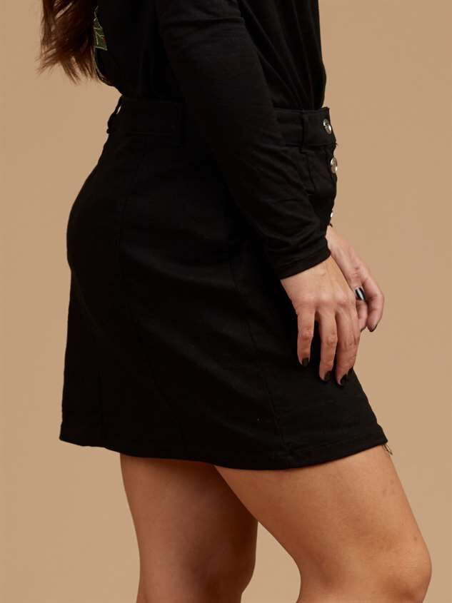 Mariette Skirt Detail 2 - Altar'd State