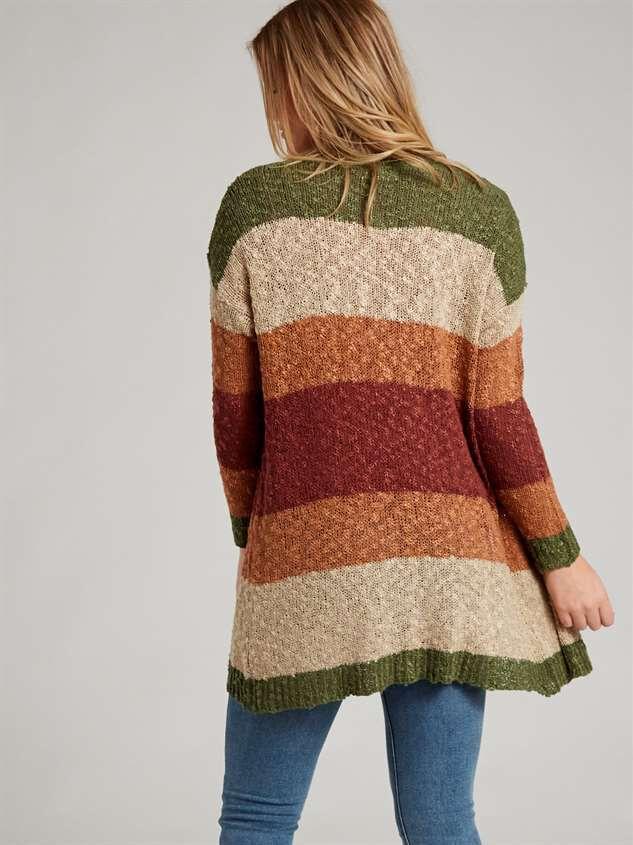 Tori Cardigan Sweater Detail 4 - Altar'd State
