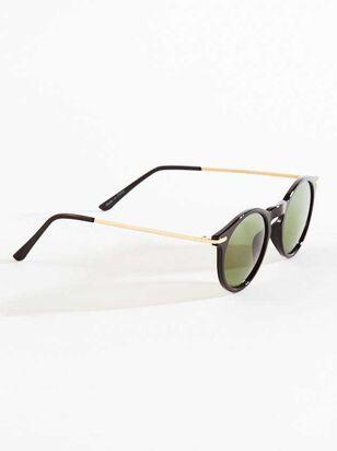Drew Round Sunglasses - Altar'd State