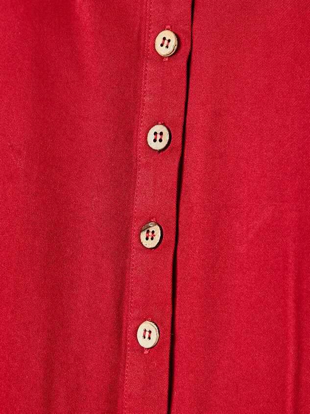 Macie Dress Detail 4 - Altar'd State
