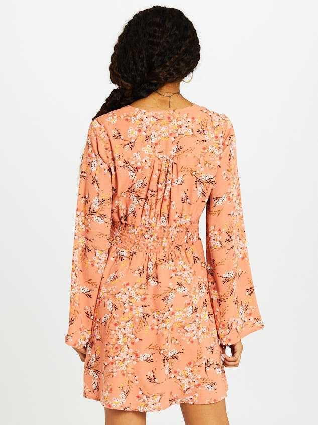 Gardenia Dress Detail 4 - Altar'd State