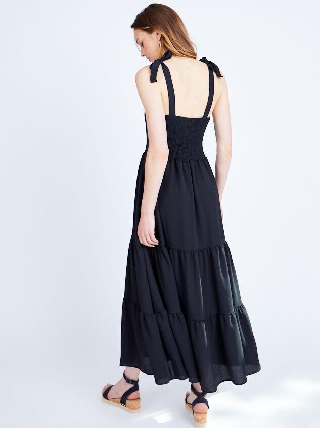 Lira Maxi Dress Detail 2 - Altar'd State