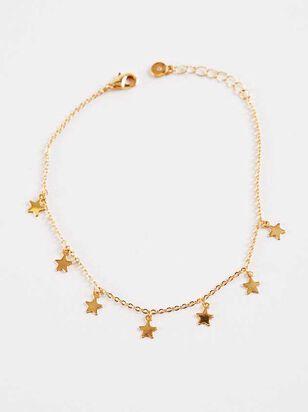 Star Anklet - Altar'd State