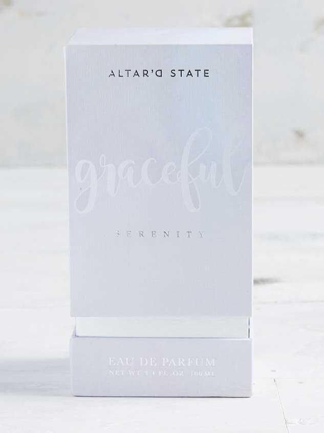 Graceful Serenity Perfume Detail 3 - Altar'd State