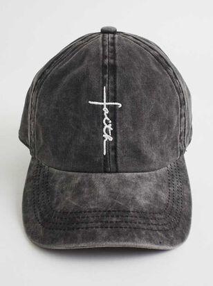 Faith Baseball Hat - Altar'd State