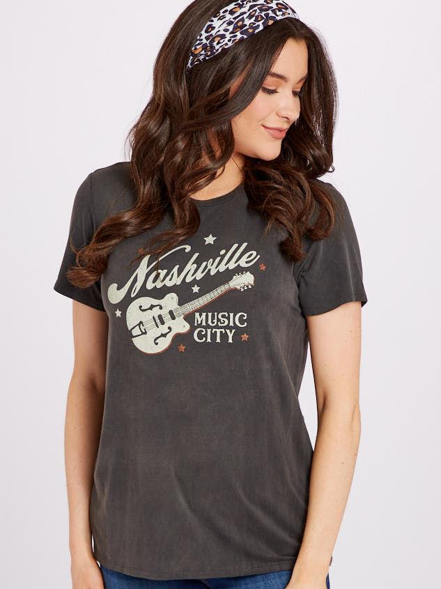 Nashville Music City Top Detail 2 - Altar'd State