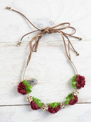 Falling for You Flower Crown - Altar'd State