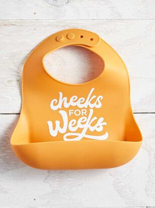 Tullabee Cheeks for Weeks Bib - Altar'd State